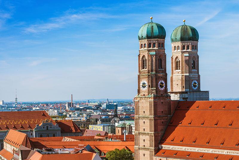 München, Deutschland – Frauenkirche