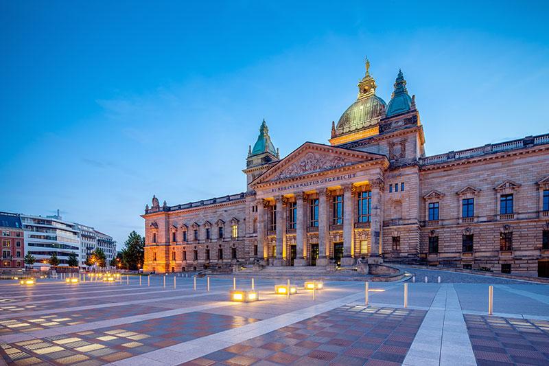 Leipzig, Deutschland Supreme Court